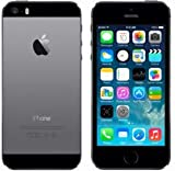 Apple iPhone 5s 16GB Space Gray **Refurbished**, ME432-RFB (**Refurbished** EU Adaptor and Headset Included)