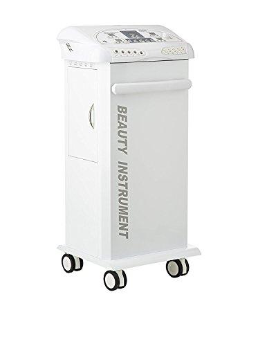 Pressoterapia tramitearia a pressione (Drenaggio linfatico) - Elettrostimolazione (ginnastica passiva). - Effetto sauna a infrarossi (termoterapia).