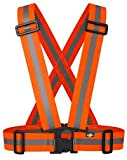 Lifekrafts Safety reflective vest , Protective vest - Industrial and outdoor