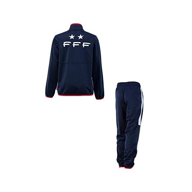 Collection Officielle Equipe de FRANCE de football Classeur FFF