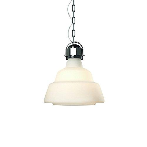 Diesel With Foscarini Glas Petit Lampe Suspendue Blanche