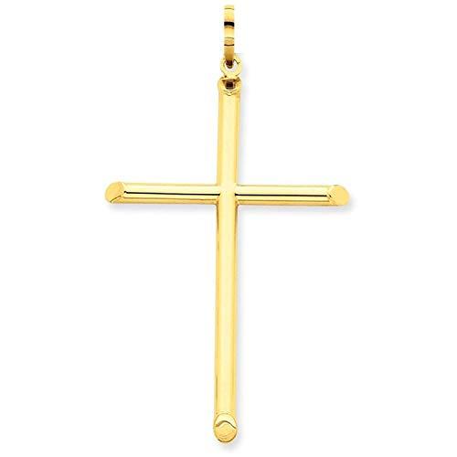 euz Anhänger Aus 14 Karat 585 Gelbgold Unisex ()