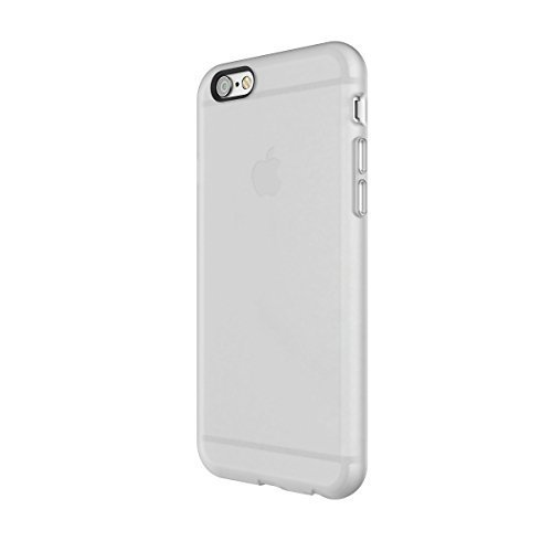 SwitchEasy Numbers Drop Proof TPU Case für Apple iPhone 6S Frost weiß