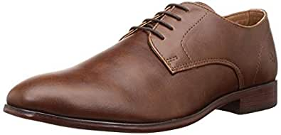 Bond Street by (Red Tape) Men's Bse0346 Dark Tan Formal Shoes-7 UK (41 EU) (BSE0346-7)