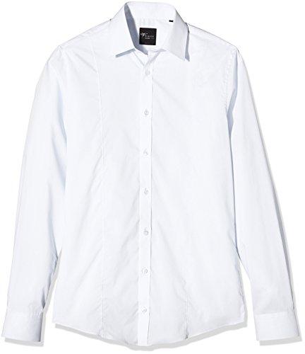 Venti Herren Businesshemd Weiß (Weiß 0)