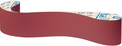 KLINGSPOR 307825 PS 29 F - CINTAS DE LIJA (150 X 6880 MM  10 UNIDADES  GRANO 100)