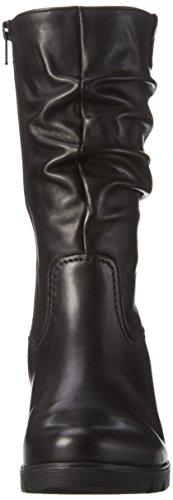 Gabor Shoes 55.784 Damen Halbschaft Stiefel Schwarz (Schwarz 27)