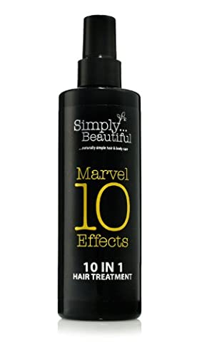 10 In One Hair Treatment provides 10 Miracle Effects In