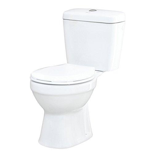 Preisvergleich Produktbild DOMINO LAVITA KERAMIK STAND-WC-TOILETTE #98220 ABLAUF SENKRECHT