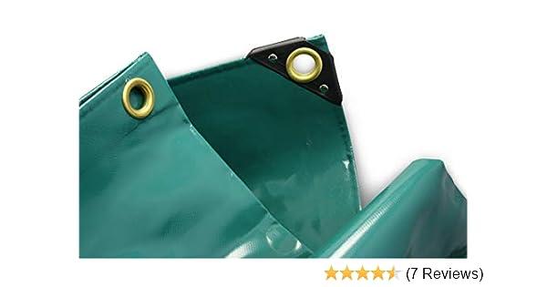 LKW Plane PVC Folie ca.20 meter x 18,5 cm Schwarz B Ware