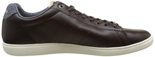Le Coq Sportif Herren courtcraft S Sneaker Braun (Reglisse)