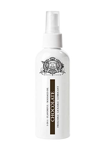 Touche Lubricante Ice Chocolate - 80 Ml - 200 gr