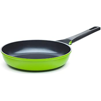 Ozeri 8 Quot Green Earth Frying Pan With Textured Ceramic Non