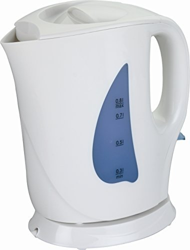 hotel-small-white-10-litre-automatic-switch-off-electric-plastic-cordless-kettle-by-malee