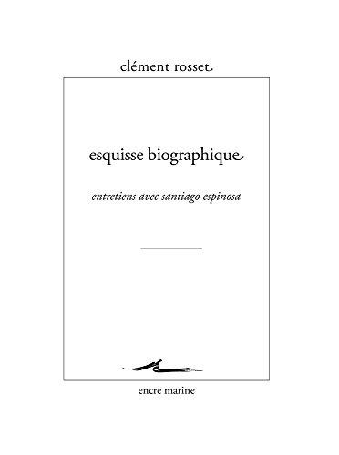 Esquisse biographique