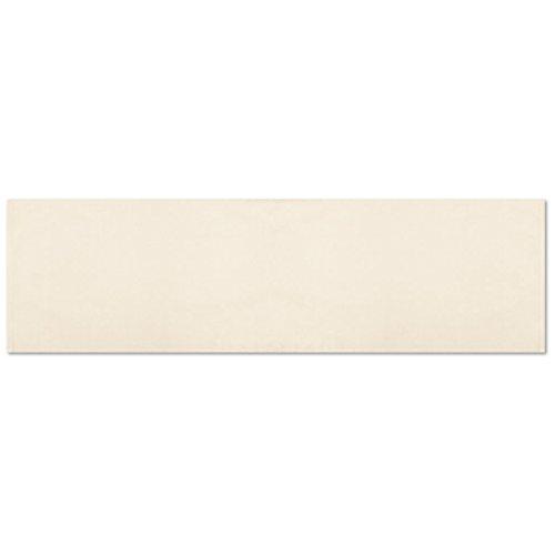 Platzsets Tischläufer Tischmatte Tischdecke, moderne Tischdeko in vielen verschiedenen Farben erhältlich (beige - creme / 1x...
