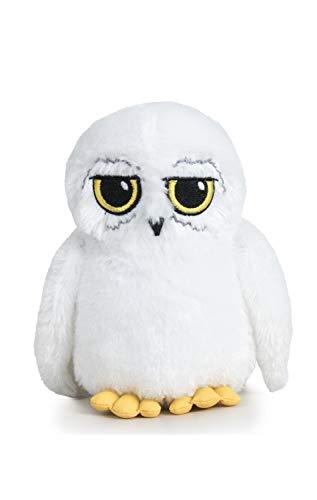 """Famosa Softies Harry Potter - Peluche 7'87""""/20ctm Hedwig, La Lechuza Blanca De Harry Calidad Super Soft 14"""