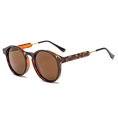 FGRYGF-eyewear Sport-Sonnenbrillen, Vintage Sonnenbrillen, Retro Round Sunglasses Men Women Unisex Vintage Design Small Sun Glasses Driving Shades Male Female Glasses Multi