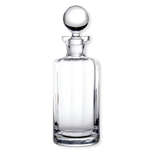 Bruno Evrard Carafe à whisky en verre soufflé bouche 0,75L - HEARTWOOD