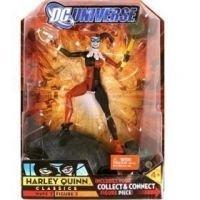 DC - UNIVERSE CLASSICS - WAVE 2 / FIGUR 3 - HARLEY QUINN (Harley Quinn Classic)