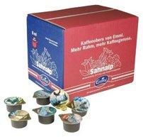 Sahnalp Kaffeeobers, Portionspackungen, 15 % Fett, (100 x 8 g Becher) - 100St.