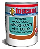 MORGAN'S WOOD BARNIZ ANTITARLO Lt 0,750 COLOR CAOBA