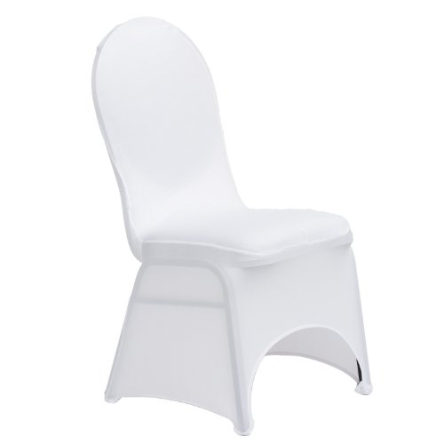 Neuf Chaud Polyester Pliable Banquet Universel Housses de Chaise Mariage