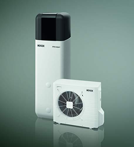 Wärmepumpe Luft/Wasser Rotex HPSU compact 516 H/C-30C Paket 16kW+500L