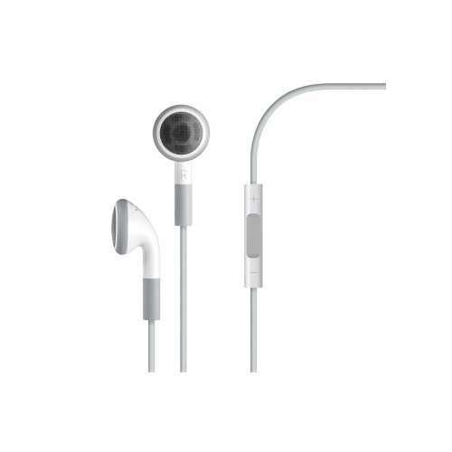 Apple MB 770 G/A Ohrhörer (Fernbedienung, Mikrofon) für iPod weiß (Ohrstöpsel Ipod Apple)
