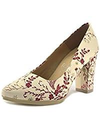MADE IN SPAIN Zapatos de Salon Para Mujer de Piel by CHAMBY Mod. 4785