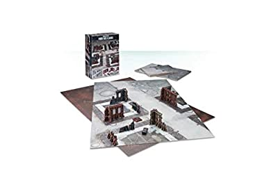 Games Workshop Jeux Atelier 99220199067 Realm du Combat Lune Base Klaisus Miniature