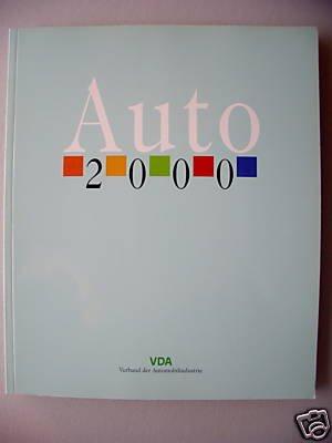Auto 2000 VDA Verband der Automobilindustrie