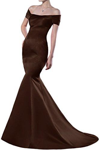 Missdressy - Robe - Femme Chocolat