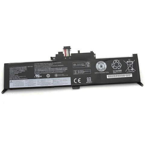 7xinbox 15,2V 51Wh 01AV432 Laptop Ersatz Akku 00HW027 00HW026 für Lenovo ThinkPad Yoga 260 AMS FB10F46465 4ICP5 / 54/88 SB10K97589 -