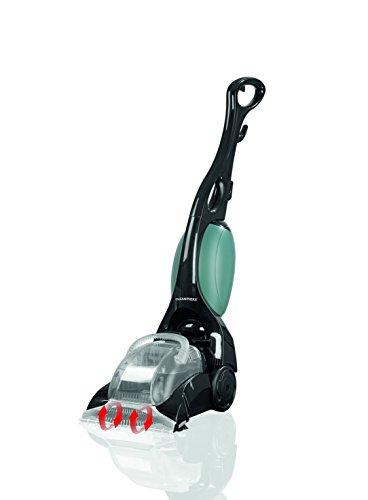 CLEANmaxx 09840 Teppichreiniger Professional | 3in1 Waschen, Reinigen & Absaugen | Max. 700 Watt | Hartbodenreiniger | H2O Technologie | Limegreen