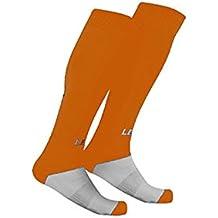 Legea medias de fútbol Mondial C165 - Polipropileno, 40-47, naranja