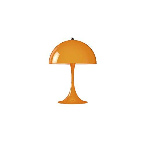 Louis Poulsen Panthella Mini Tischleuchte - orange - Verner Panton - Design - Tischleuchte - Wohnzimmerleuchte