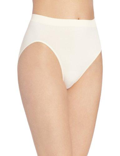 Bali Mikrofaser-Panty für Damen, Modell: Revolution, nahtlos, mit hohem Tragekomfort, hochgeschnitten Gr. Medium, hellbeige -