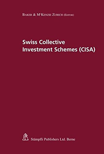 Swiss Collective Investment Schemes (CISA)