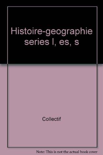 Histoire géographie terminale L/ES/S. Sujets, édition 2001