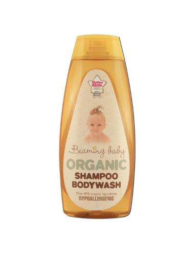 Beaming Baby Certificati Biologici shampoo e gel doccia