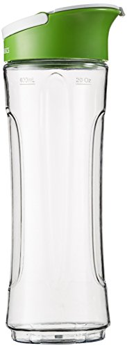 amazonbasics-bottiglia-di-ricambio-per-frullatore-mix-and-go-600-ml-colore-trasparente-confezione-da