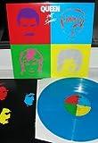 QUEEN - Hot Space (Limited Colour vinyl /Blue LP!)