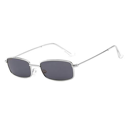 Dkings Unisex polarisierten Aluminium Sonnenbrillen Vintage Sonnenbrille für Männer/Frauen, Frauen polarisierten Sonnenbrillen Retro Brillen Brillen, kleine runde polarisierten Sonnenbrillen (E)