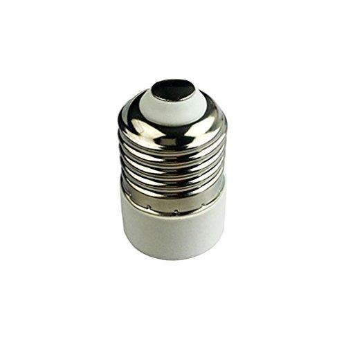 alkyoneus 1pc E27auf E14LED Licht Lampe Birne Base-Halter Socket Screw Konverter Adapter (Wein-flaschen-licht-buchse)