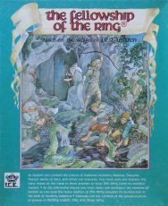 Preisvergleich Produktbild The Fellowship of the Ring Boardgame [Box set]