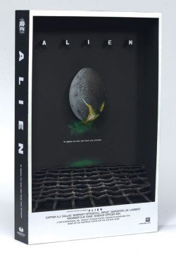Image of Alien - McFarlane Toys 3-D Movie Poster