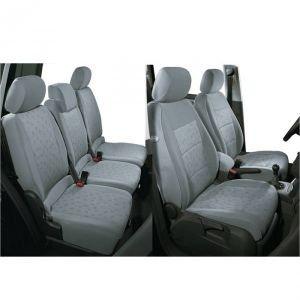 Compatible Airbag Finition Haut de Gamme Sur Mesure Isofix Montage Rapide DBS 1011483 Housse de si/ège Auto // Voiture