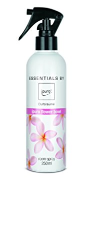 ipuro ESSENTIALS Raumspray flower bowl, 1er Pack (1 x 250 ml)