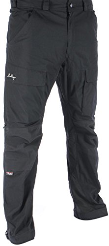 Lundhags Authentic Pant Men - black/black - Wanderhose